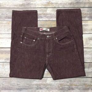 Levi's Straight Leg Men's Jeans